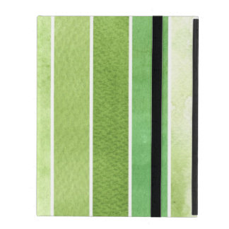 green great watercolor background - watercolor cases for iPad