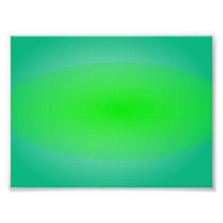 Green Green Abstract Painting Art Photo
