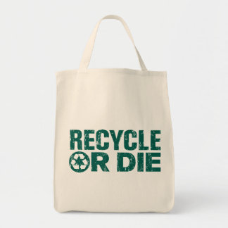 Green Grocery or Shopping bag