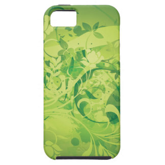 Green Growth iPhone 5 Covers