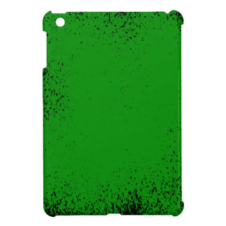 Green Grunge Background iPad Mini Case