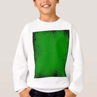 Green Grunge Background Sweatshirt