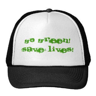 Green Hat!