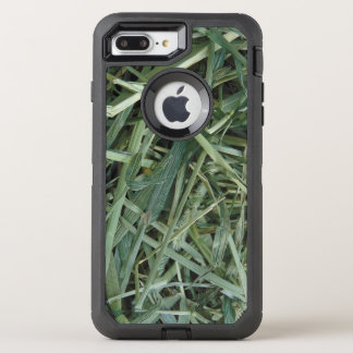 Green Hay 0147 Photo OtterBox Defender iPhone 7 Plus Case