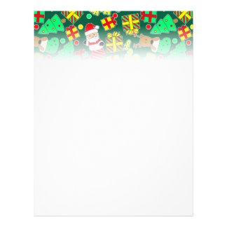 Green - Ho Ho Santa Flyer