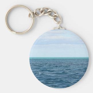 Green Horizon keychain