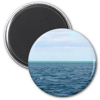 Green Horizon magnet