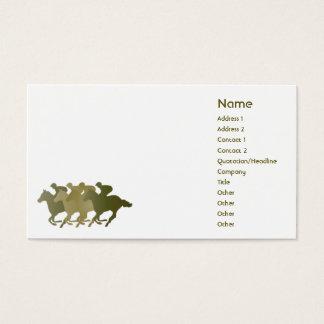 Green Horse - Business Business Card