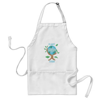 Green Ideas Standard Apron