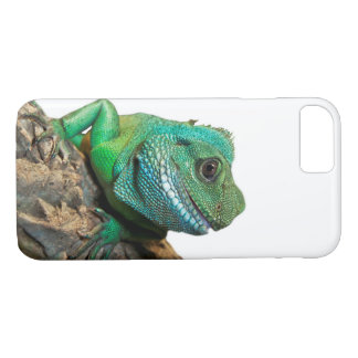 Green iguana iPhone 7 case