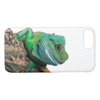 Green iguana iPhone 8/7 case