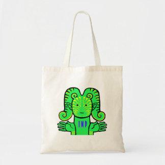 Green Imp Tote bag