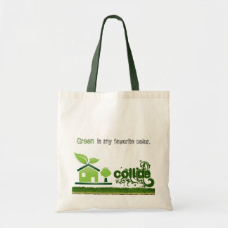 Green is my Favorite Color Tote