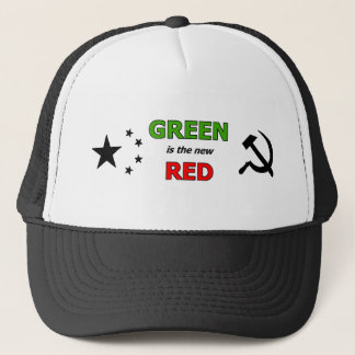 Green is the new Red hat