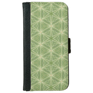 Green Ivy Leaf Geometric Case