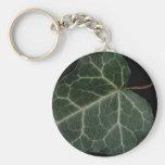 Green Ivy leaf Keychain