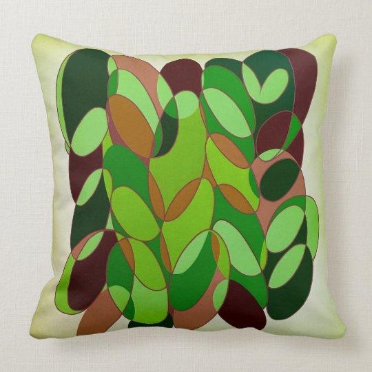 Green Jade Pillow