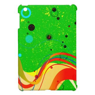 Green Jazz Background iPad Mini Cover