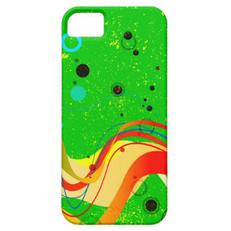 Green Jazz Background iPhone 5 Covers