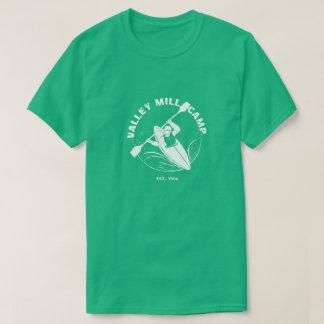 Green Kayaker T-Shirt