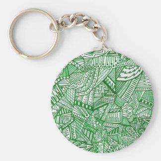 Green Keychain