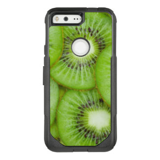 Green Kiwi Fruit OtterBox Commuter Google Pixel Case