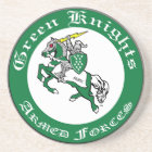 Green Knights Coaster