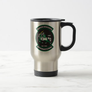 Green Knights MMC International Mug