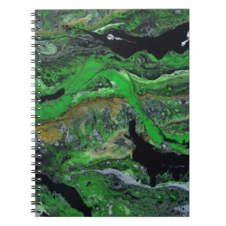 Green Lands Notebooks