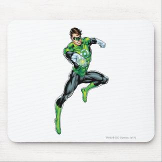 Green Lantern - Comic, Jumping Mouse Pad