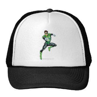 Green Lantern - Comic, Jumping Trucker Hat