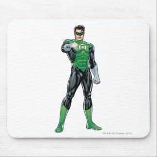 Green Lantern - Comic, Standing Mouse Pad