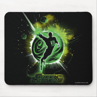 Green Lantern - EO Mouse Pad