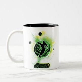 Green Lantern - EO Two-Tone Coffee Mug