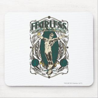 "Green Lantern - ""Fearless"" Poster Mousepads"
