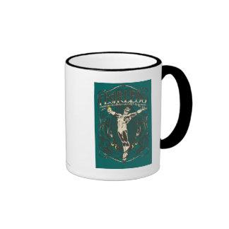 "Green Lantern - ""Fearless"" Poster Coffee Mug"