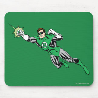 Green Lantern Fly Left 2 Mouse Pads