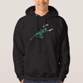 Green Lantern Fly Right Hoodie