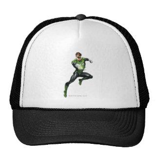 Green Lantern - Fully Rendered,  Jumping Trucker Hat