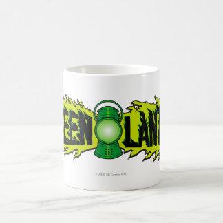 Green Lantern - Glowing Lantern 2 Coffee Mug