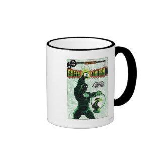 Green Lantern - Glowing Lantern Coffee Mug