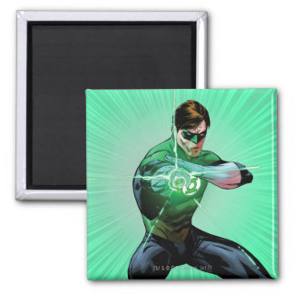Green Lantern Glowing Ring Magnets
