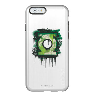 Green Lantern Graffiti Symbol Incipio Feather® Shine iPhone 6 Case