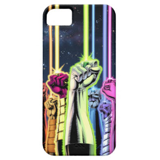 Green Lantern - Hands in the Air iPhone 5 Case