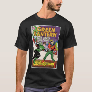 Green Lantern in the ring T-Shirt
