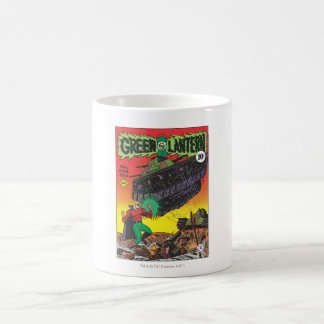 Green Lantern in the trenches Coffee Mug
