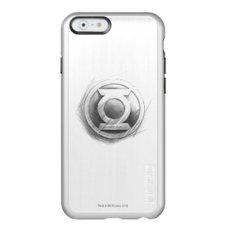 Green Lantern Insignia Incipio Feather® Shine iPhone 6 Case