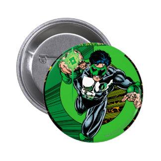Green Lantern - It all begins here 2 Inch Round Button