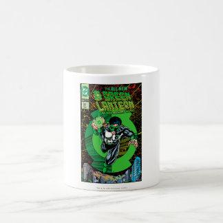 Green Lantern - It all begins here Basic White Mug