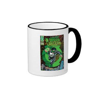 Green Lantern - It all begins here Ringer Mug